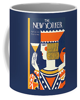 New Yorker April 25th, 1925 Coffee Mug
