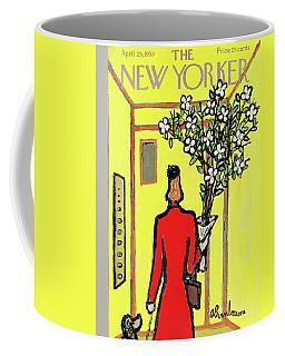 New Yorker April 25th, 1959 Coffee Mug