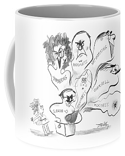New Yorker April 25th, 1988 Coffee Mug