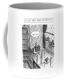 New Yorker April 25th, 1994 Coffee Mug