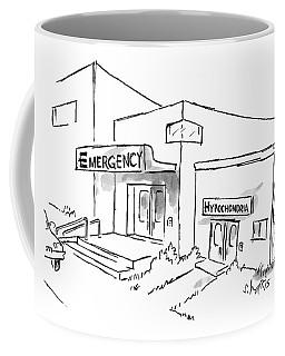 New Yorker April 27th, 1998 Coffee Mug