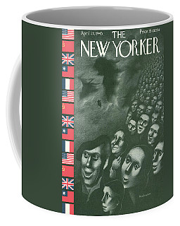 New Yorker April 28th, 1945 Coffee Mug
