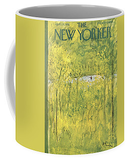 New Yorker April 28th, 1951 Coffee Mug