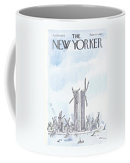 New Yorker April 29th, 1974 Coffee Mug