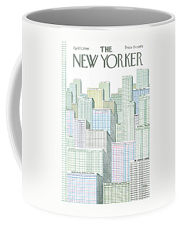 New Yorker April 2nd, 1966 Coffee Mug