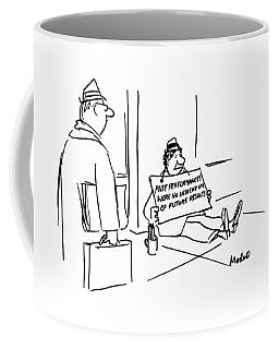 New Yorker April 30th, 1990 Coffee Mug