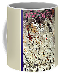 New Yorker April 4 1936 Coffee Mug