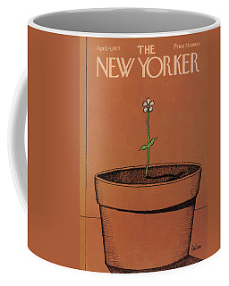 New Yorker April 4th, 1977 Coffee Mug