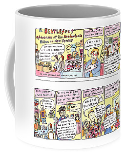 New Yorker April 4th, 1994 Coffee Mug