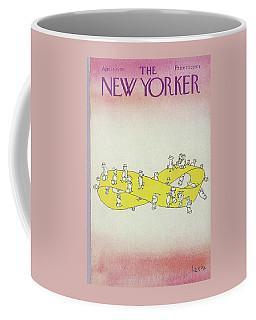 New Yorker April 5th, 1976 Coffee Mug