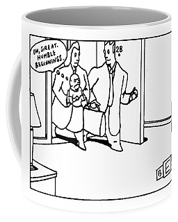 New Yorker April 5th, 1999 Coffee Mug