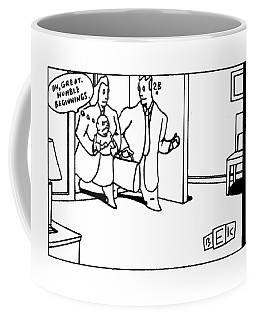 New Yorker April 5th, 1999 Coffee Mug