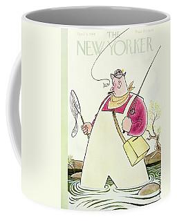 New Yorker April 6 1940 Coffee Mug
