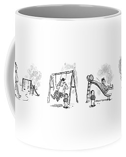 New Yorker April 6th, 1987 Coffee Mug