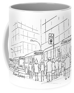 New Yorker April 6th, 1998 Coffee Mug