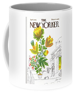 New Yorker April 7th, 1973 Coffee Mug