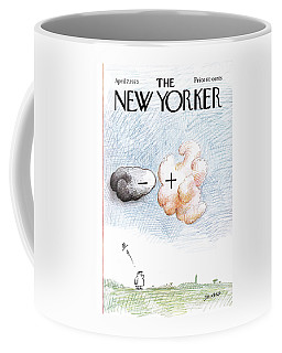 New Yorker April 7th, 1975 Coffee Mug