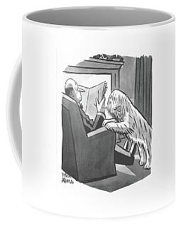 New Yorker April 8th, 1944 Coffee Mug