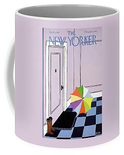 New Yorker April 8th, 1972 Coffee Mug