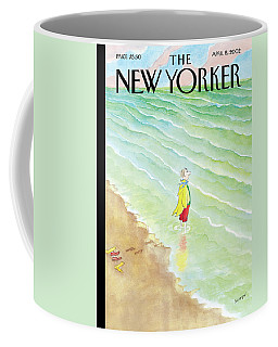 New Yorker April 8th, 2002 Coffee Mug