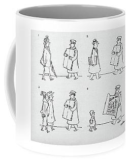New Yorker April 9th, 1949 Coffee Mug