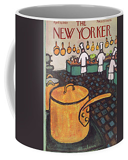 New Yorker April 9th, 1960 Coffee Mug