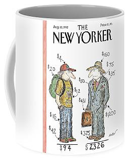 New Yorker August 10th, 1992 Coffee Mug