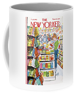 New Yorker August 11th, 1962 Coffee Mug