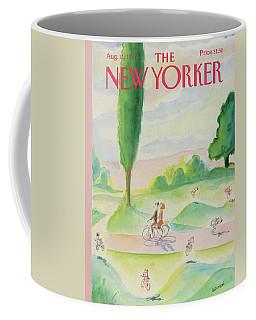 New Yorker August 11th, 1986 Coffee Mug