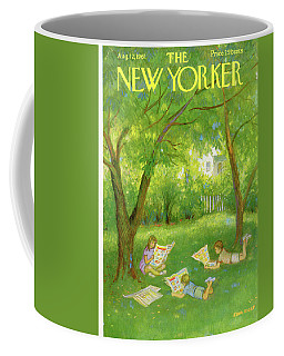 New Yorker August 12th, 1961 Coffee Mug