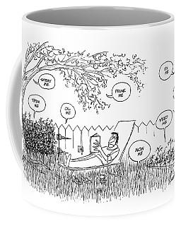 New Yorker August 12th, 1974 Coffee Mug