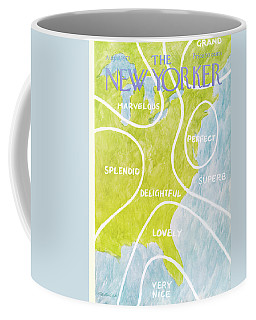 New Yorker August 13th, 1973 Coffee Mug