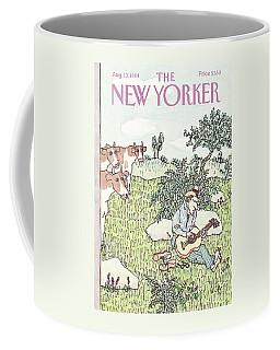 New Yorker August 13th, 1984 Coffee Mug