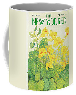 New Yorker August 14th, 1971 Coffee Mug