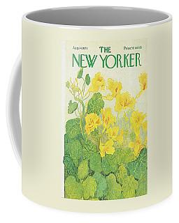New Yorker August 14th, 1971 Coffee Mug