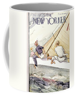 New Yorker August 15th, 1942 Coffee Mug