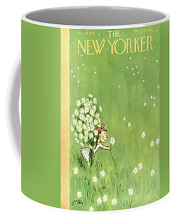 New Yorker August 16th, 1952 Coffee Mug
