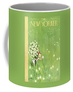 New Yorker August 16th, 1952 Coffee Mug