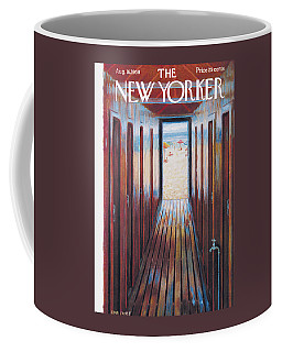 New Yorker August 16th, 1958 Coffee Mug