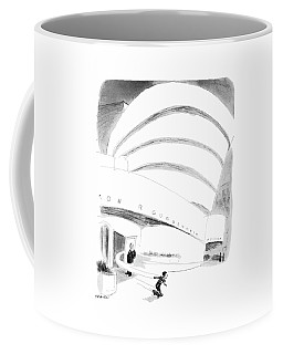 New Yorker August 16th, 1976 Coffee Mug