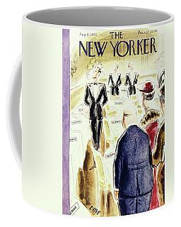 New Yorker August 17 1940 Coffee Mug