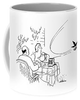 New Yorker August 19th, 1944 Coffee Mug