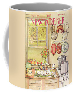 New Yorker August 19th, 1985 Coffee Mug