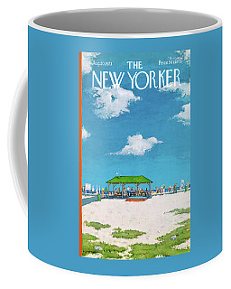 New Yorker August 20th, 1973 Coffee Mug