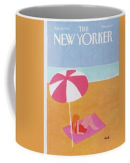 New Yorker August 20th, 1984 Coffee Mug