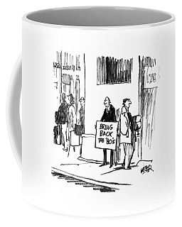 New Yorker August 20th, 1990 Coffee Mug