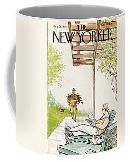 New Yorker August 21st, 1978 Coffee Mug