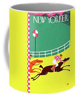 New Yorker August 22nd, 1925 Coffee Mug