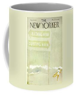 New Yorker August 23rd, 1976 Coffee Mug