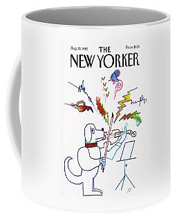 New Yorker August 23rd, 1982 Coffee Mug